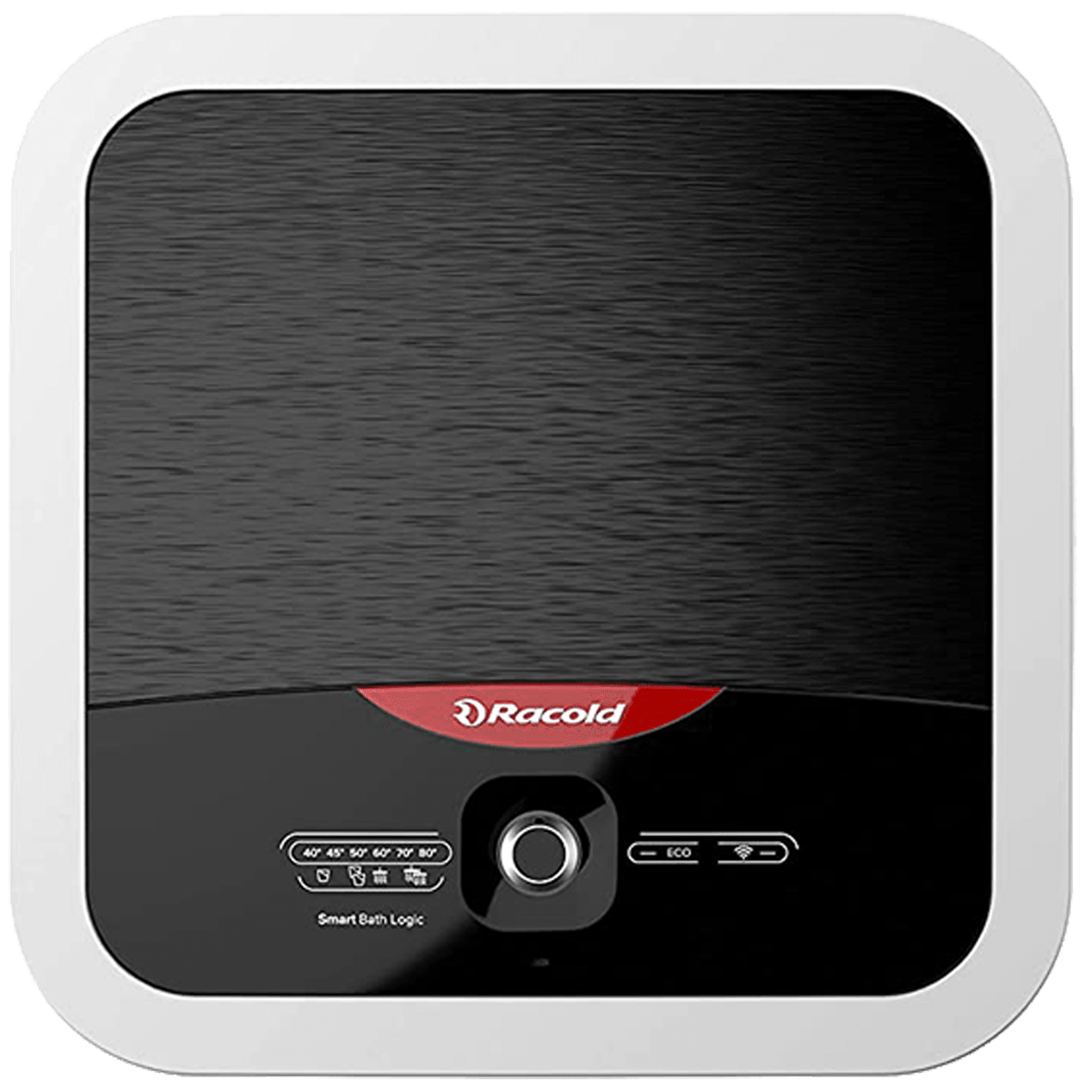Racold Omnis Wi-Fi 25 Litres 5 Star Storage Water Geyser (2000 Watts, Black/Grey)