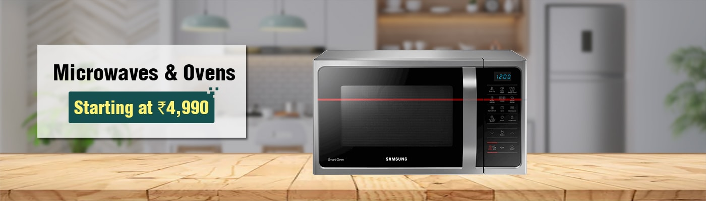 Microwave & Oven