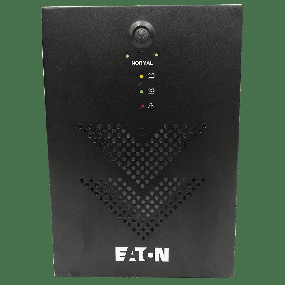 Eaton Aurora 1000va 4 Battery UPS For Home Appliances (140 - 300V, Extended Battery Backup, 801028025, Black)
