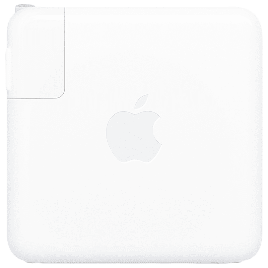 Apple 96 Watts Laptop Charging Power Adapter (USB-C, MX0J2HN/A, White)