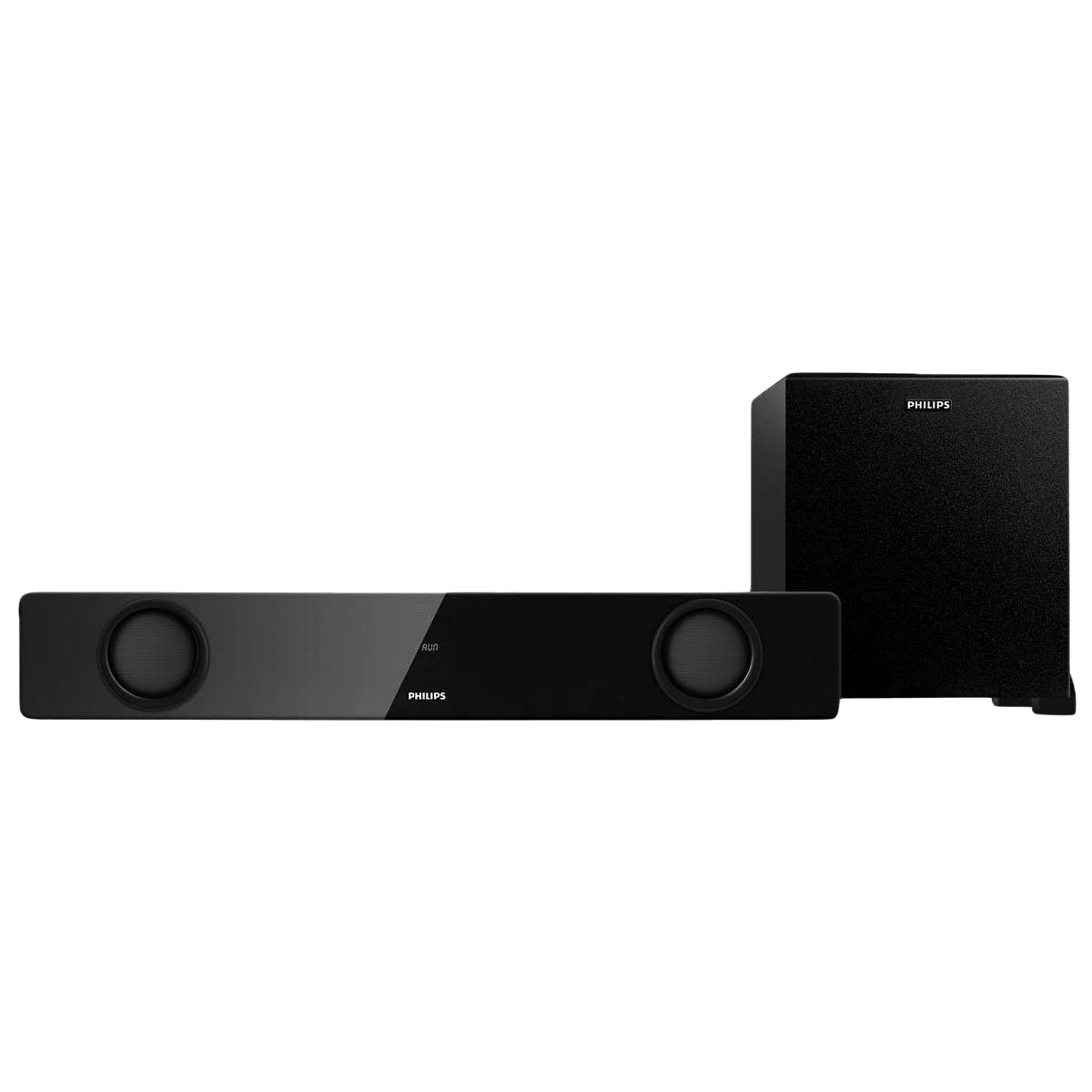 Philips 2.1 Channel 40 Watts SoundBar (Smart Audio Equalizer, HTL1041, Black)