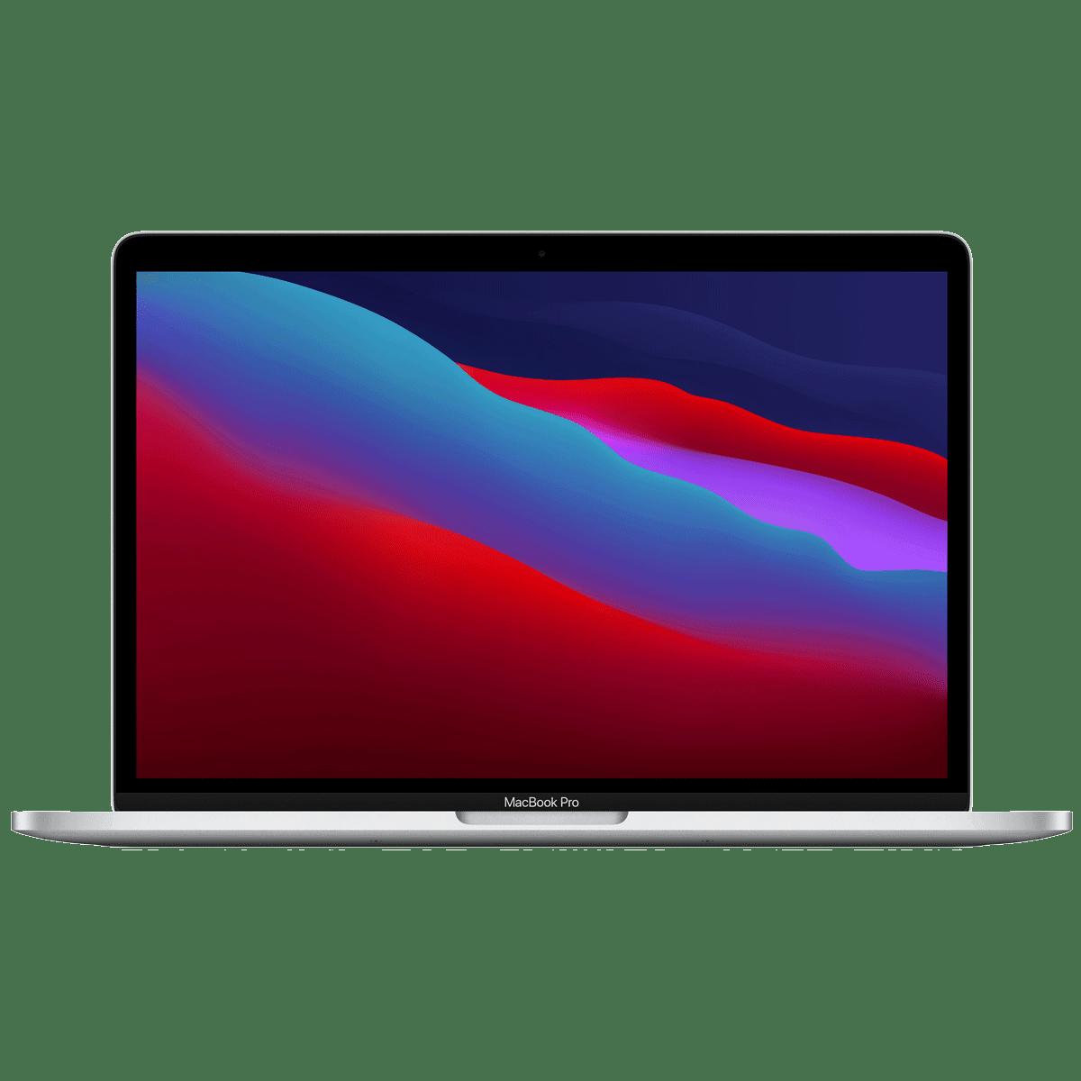 Apple MacBook Pro (MYDA2HN/A) M1 Chip macOS Big Sur Laptop (8GB RAM, 256GB SSD, Apple M1 GPU, 33.78cm, Silver)