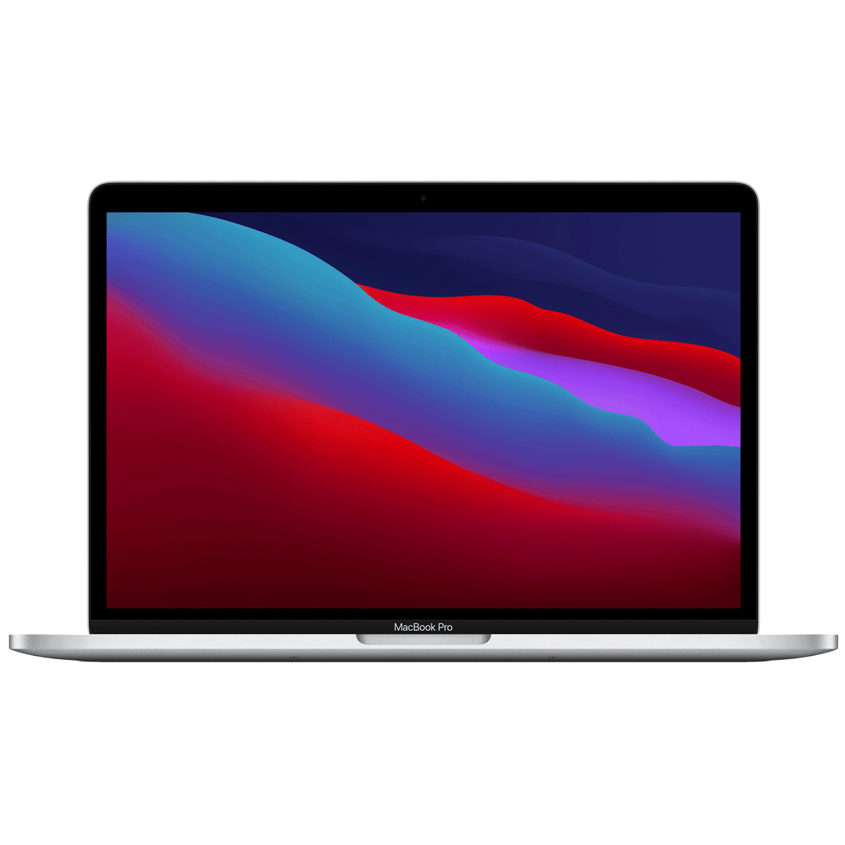 Apple MacBook Pro (MYDC2HN/A) M1 Chip macOS Big Sur Laptop (8GB RAM, 512GB SSD, Apple M1 GPU, 33.78cm, Silver)