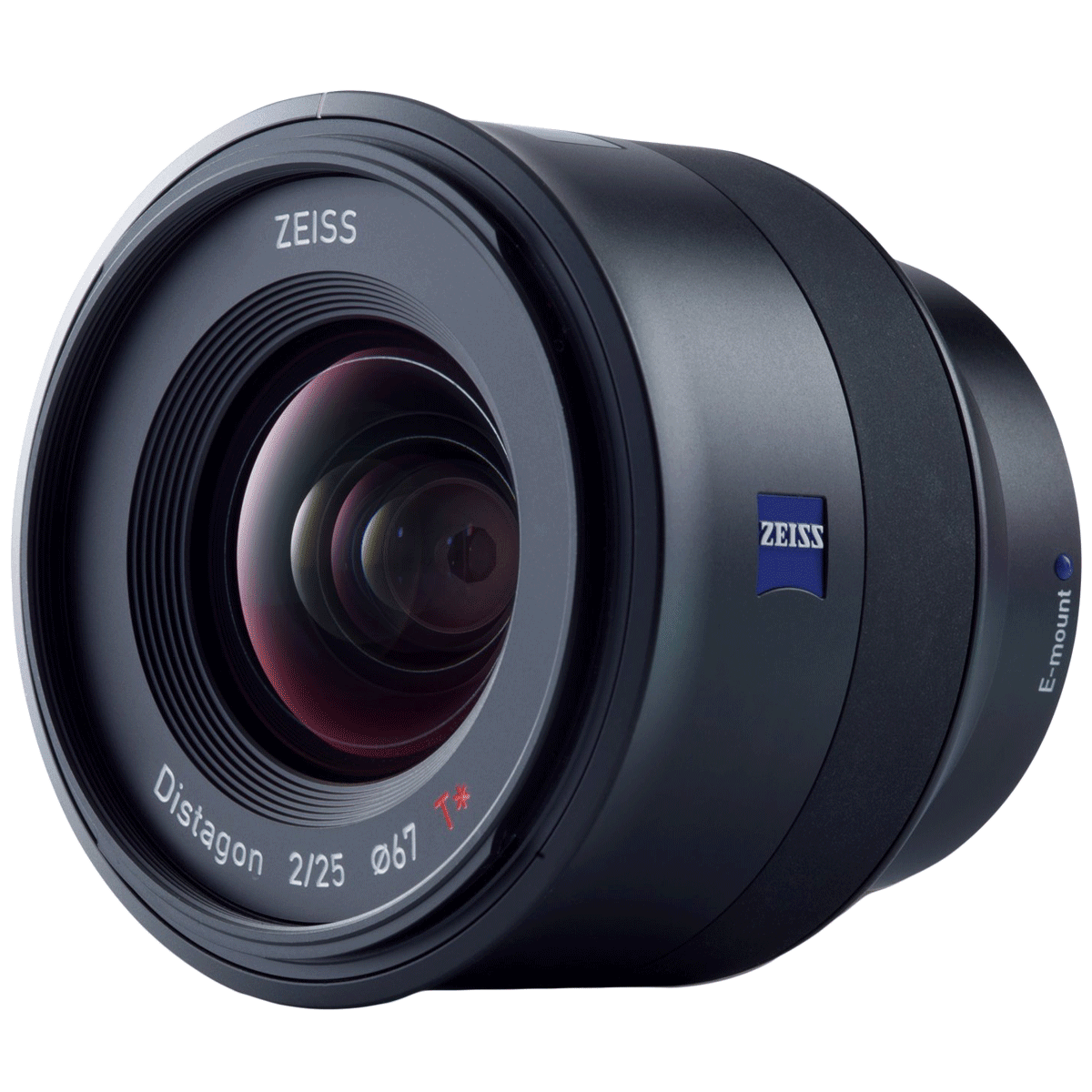 Carl Zeiss Batis 25 mm f/2.0 – f/22 Wide Angle Lens for Sony E-Mount Mirrorless and Full Frame Cameras (Weather and Dust Sealing, 000000-2103-750, Black)