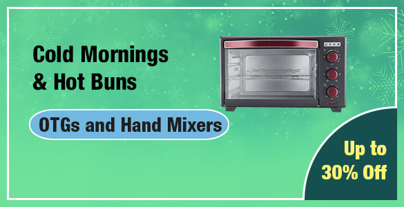 OTGS and Hand Mixers