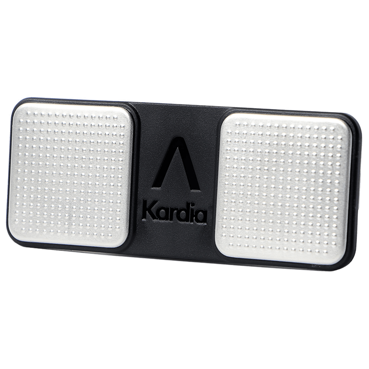 Alivecor KardiaMobile Heart Health Monitor (Captures EKG In 30 Seconds, AC-009-UA-C, Silver/Black)