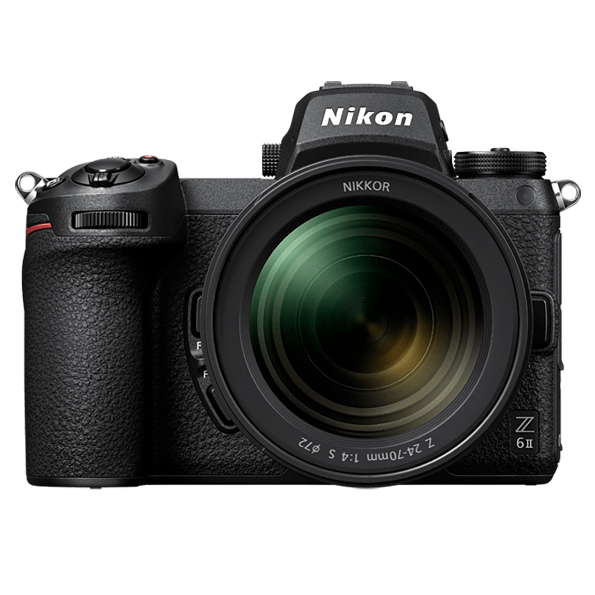 Nikon Z 6II 24.5 MP Mirrorless Camera (24-70 mm, Dual EXPEED 6 Image Processors, VOK060XN, Black)