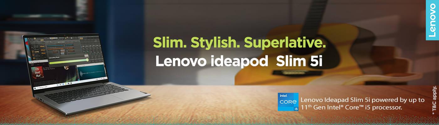 Lenovo ideoapad Slim 5i