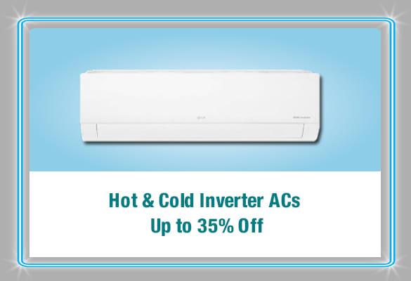 Hot n cold invertor