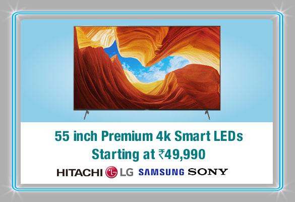 Premium Smart 4k LED