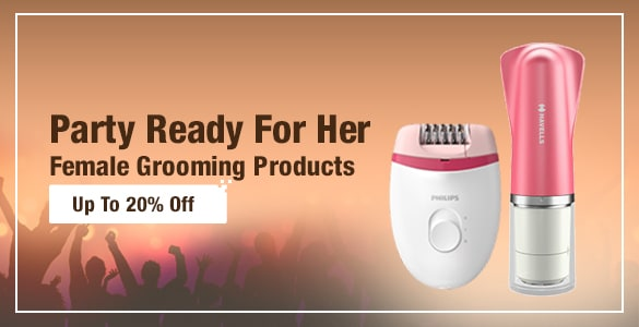 Female Grooming Products