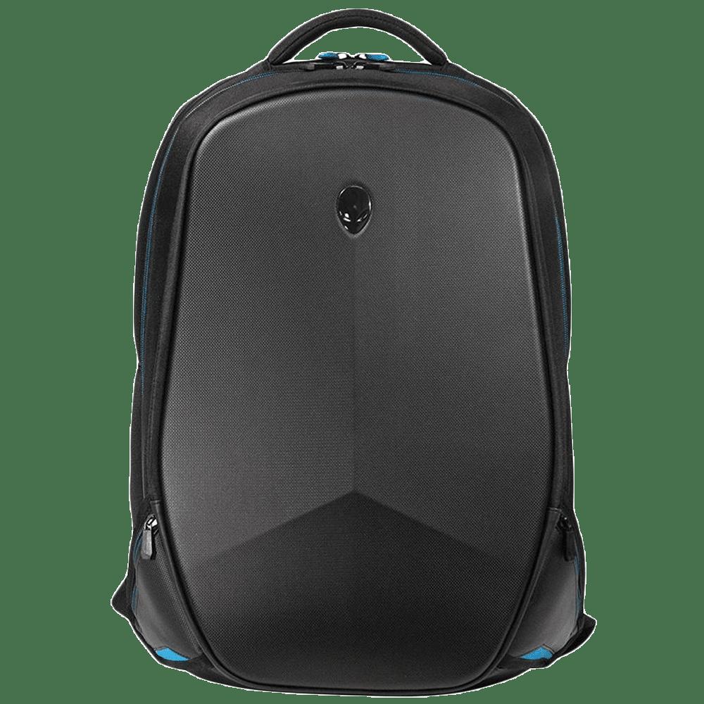 Dell Alienware Vindicator 2.0 Nylon Backpack for 17 Inch Laptop (Durable Exterior, 460-BCCK, Black)