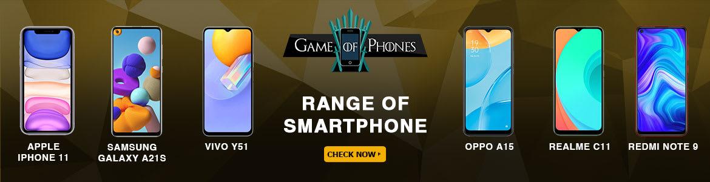 Range of Smartphones
