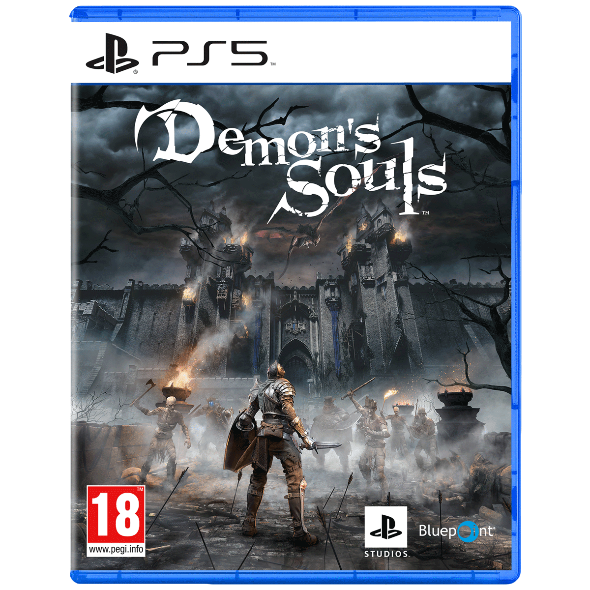 Sony Demon's Souls For PS5 (Action Games, Standard Edition, PPSA-01341)