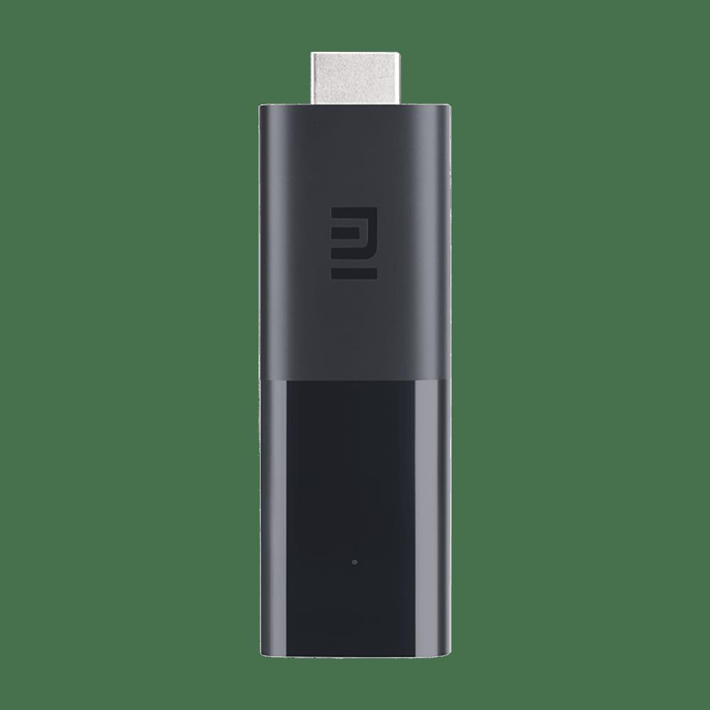 Mi Smart TV Stick (Chromecast Built-in, PFJ4108IN, Black)
