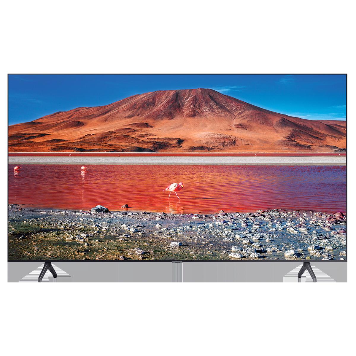 Samsung Series 7 125cm (50 Inch) 4K Ultra HD LED Smart TV (Crystal Display, UA50TU7200KXXL, Titan Grey)