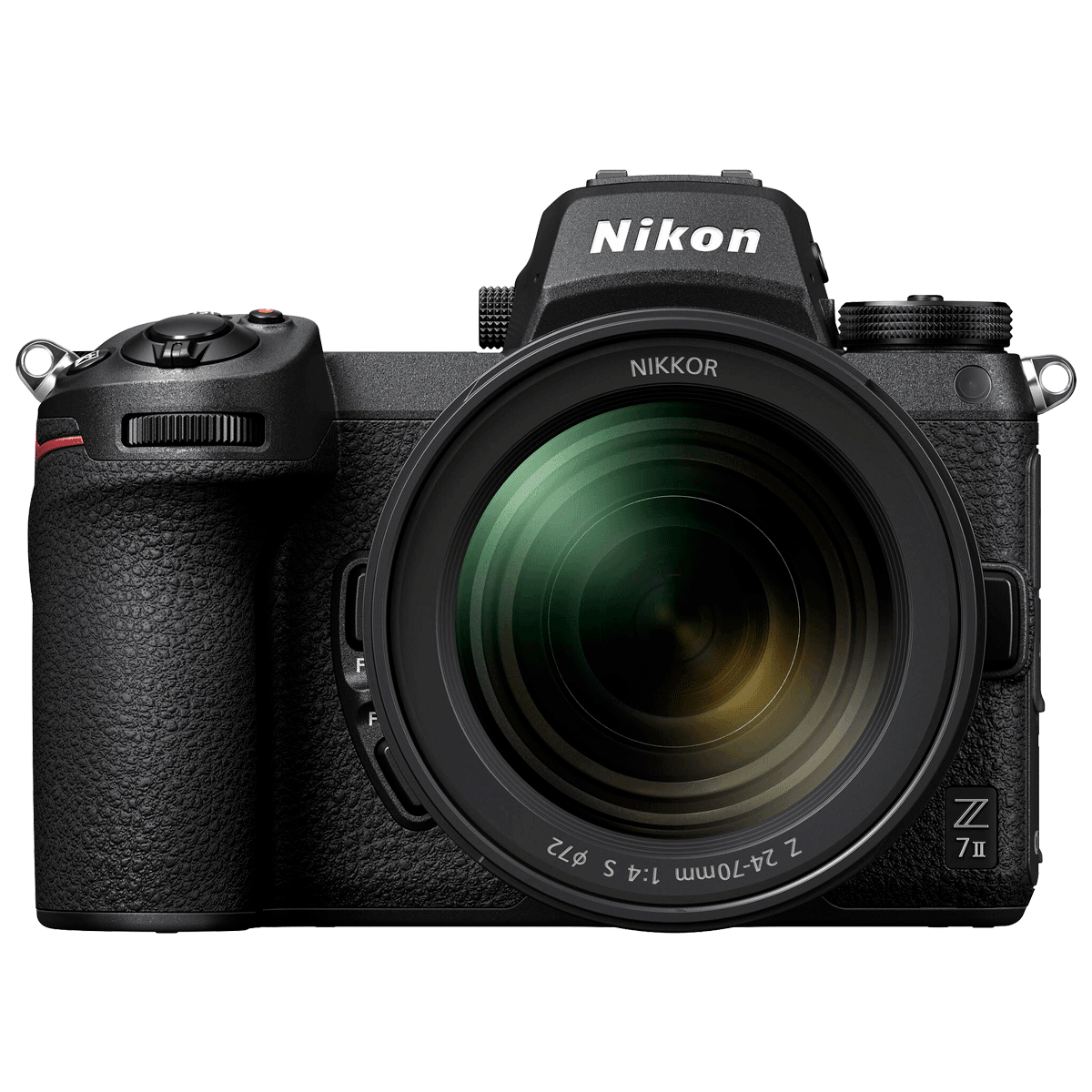 Nikon Z 7II 45.7MP Mirrorless Camera (24-70mm Lens, Dust-Reduction System, VOK070XN, Black)