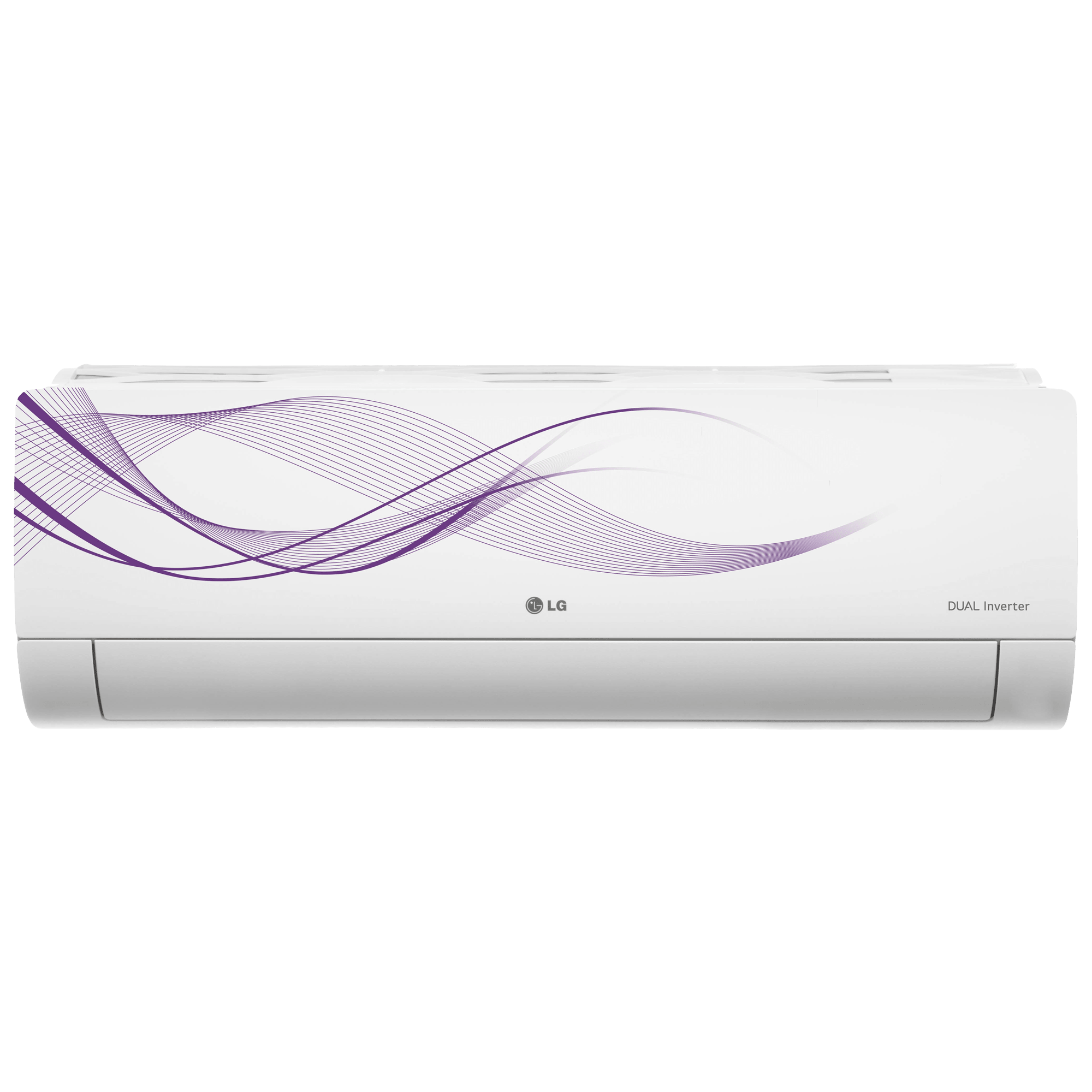 LG 1.5 Ton 5 Star Inverter Split AC (Air Purification Function, Copper Condenser, MS-Q18WNZA, White)