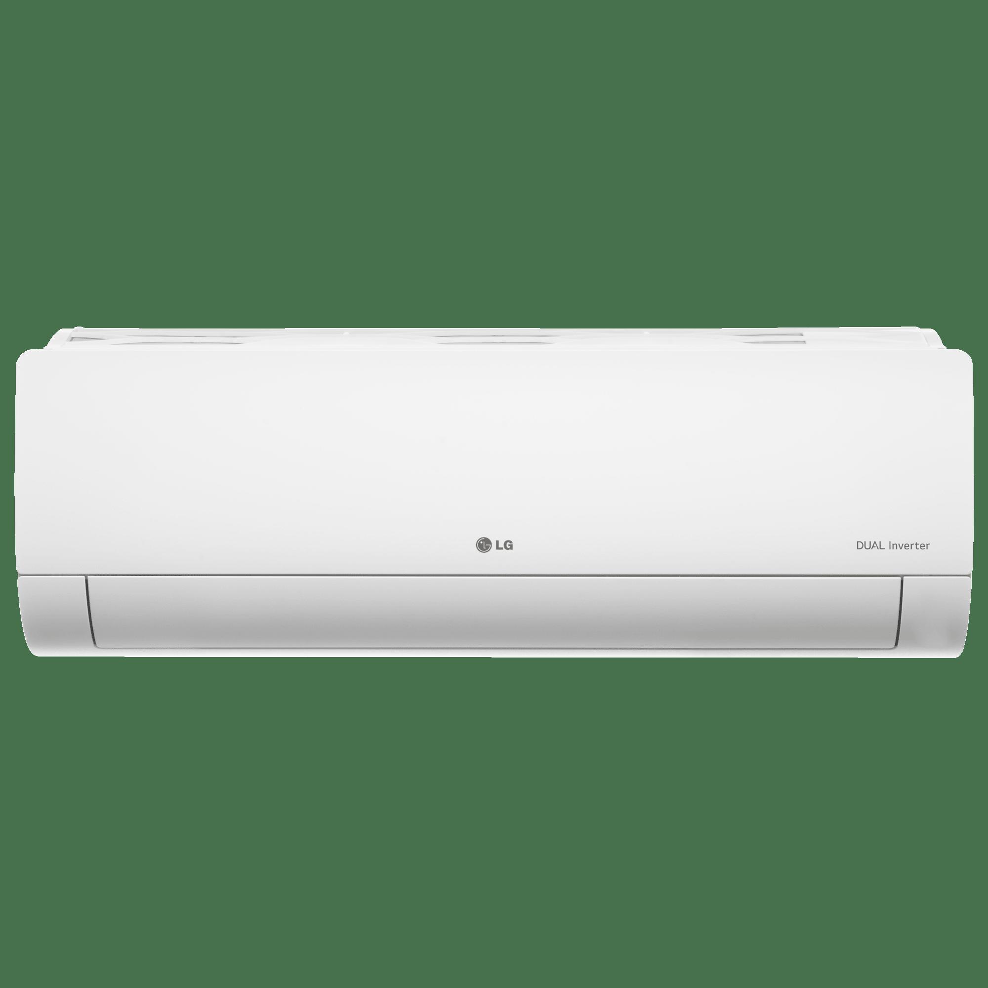 LG 1.5 Ton 5 Star Inverter Split AC (Air Purification Filter, Copper Condenser, MS-Q18UVZA, White)