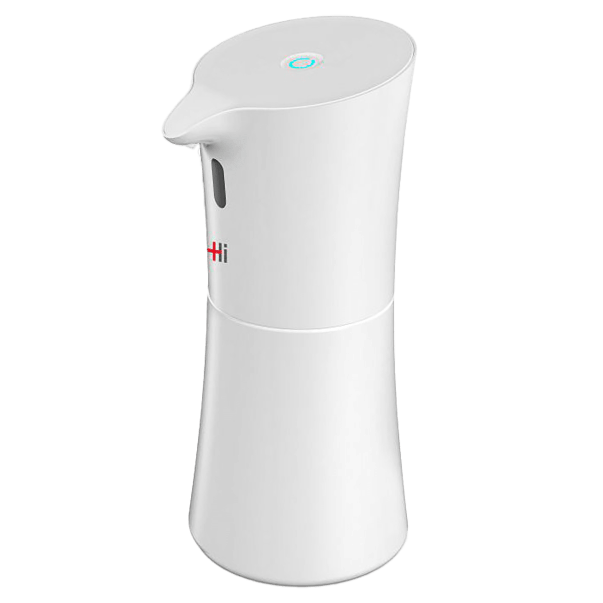 Hi-Genie Slinky Battery Powered Automatic Sanitizer Dispenser (Automatic Infrared Sensor, HG-001, White)