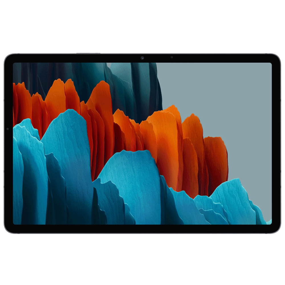 Samsung Galaxy Tab S7 WiFi Android Tablet (Android 10, Qualcomm Snapdragon 865 Plus, 27.81cm (11 Inches), 6GB RAM, 128GB ROM, SM-T870NZKAINU, Mystic Black)