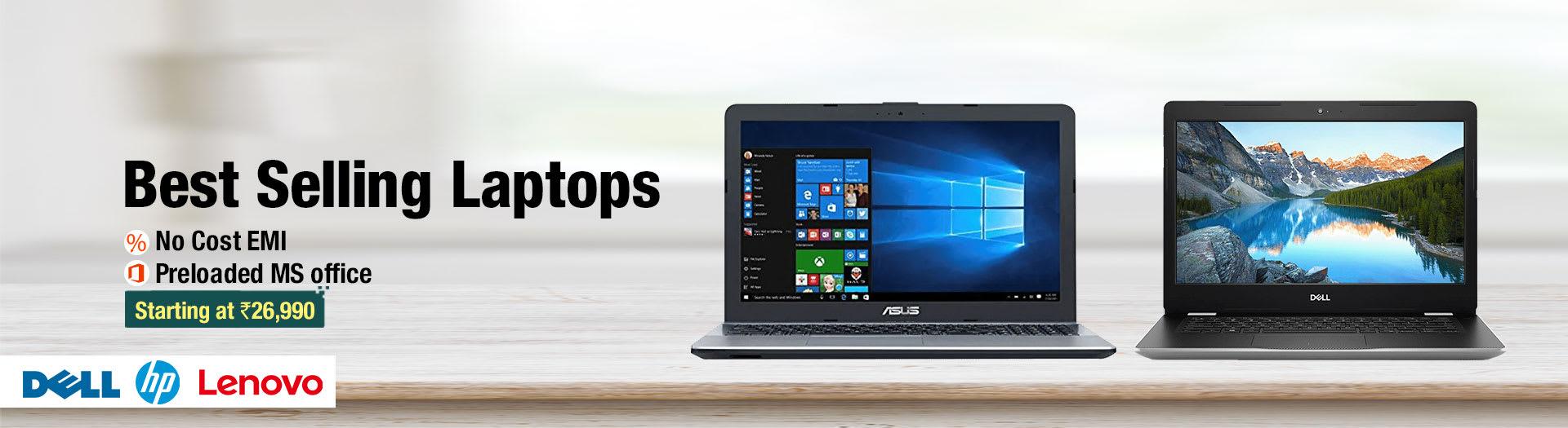 Best Selling Laptops