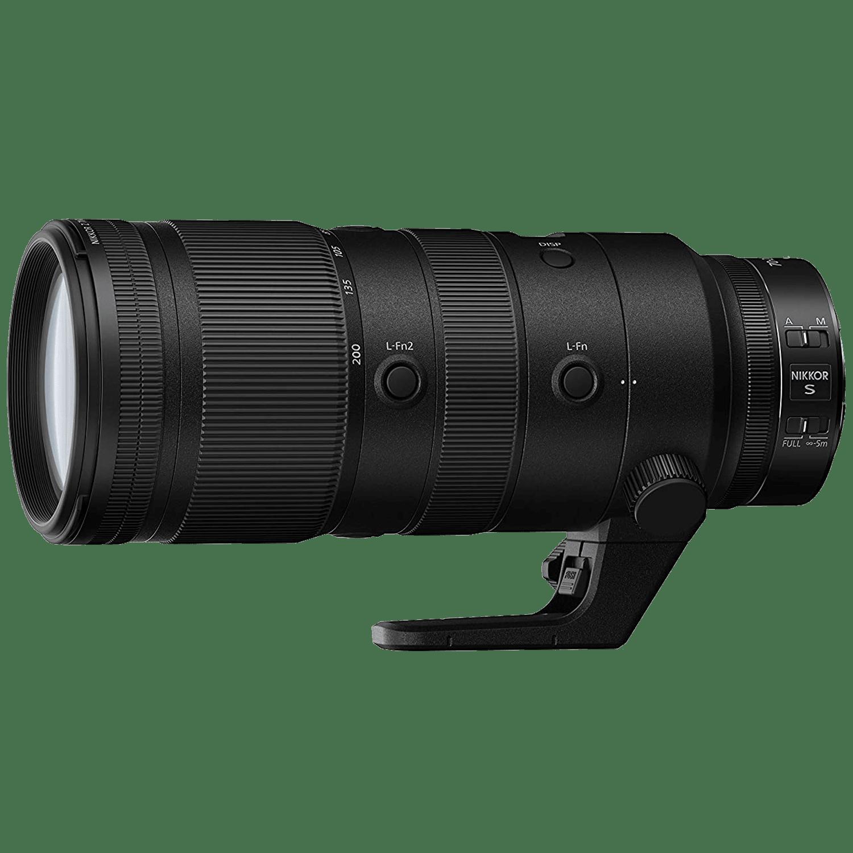 Nikon Nikkor Z 70-200 mm f/ 2.8 Telephoto Lens (Image Stabilization, JMA709DA, Black)