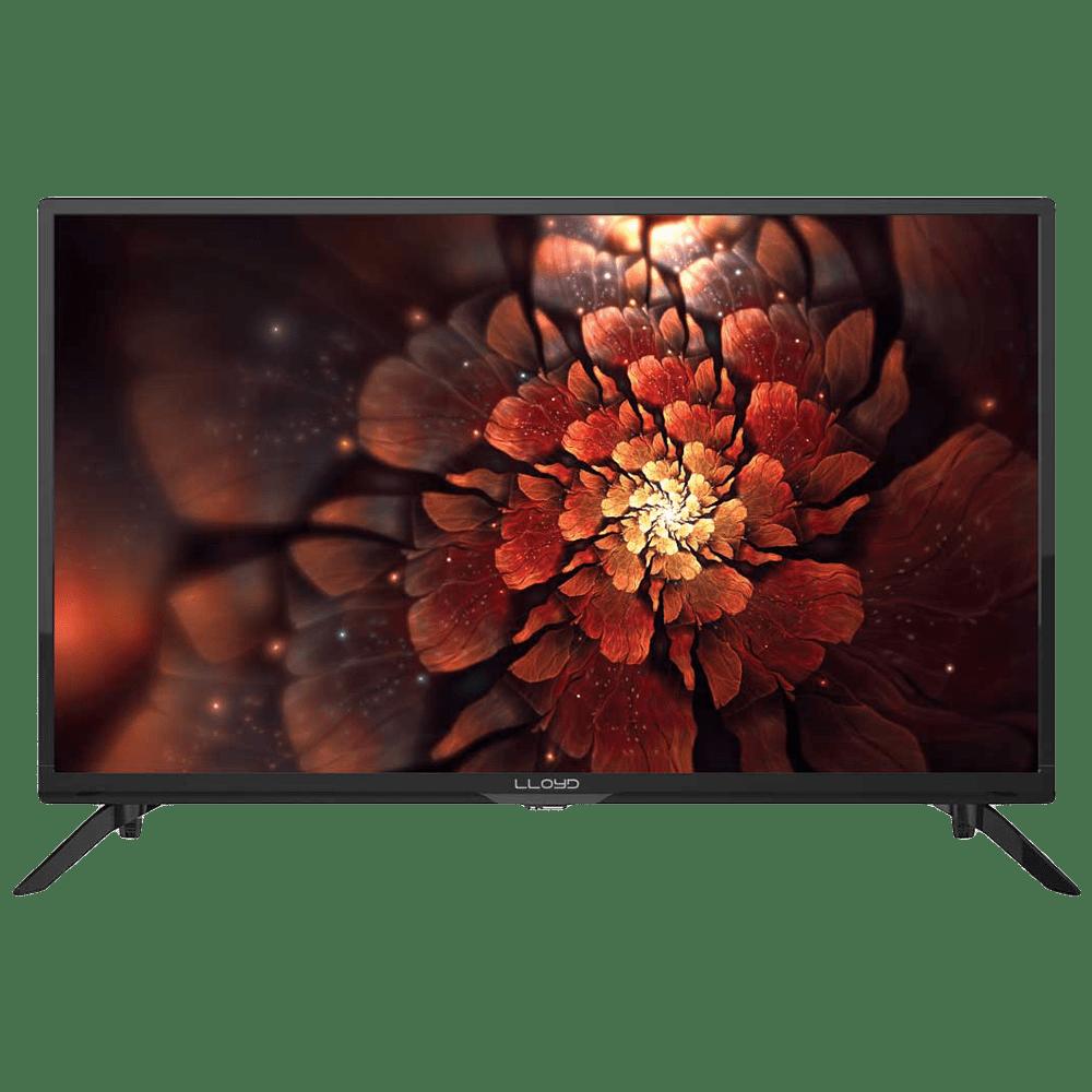 Lloyd 32HS680B 80cm (32 Inch) HD Ready LED Smart TV (Wi-Fi Supported, GL32H2Y0ZS, Black)