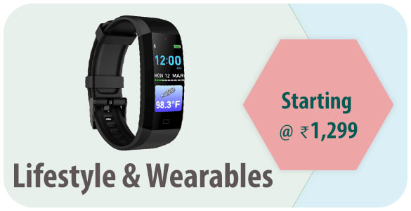 Lifestyle & Wearables