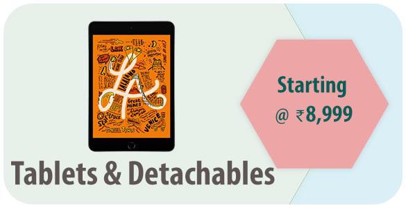 Tablets & Detachables