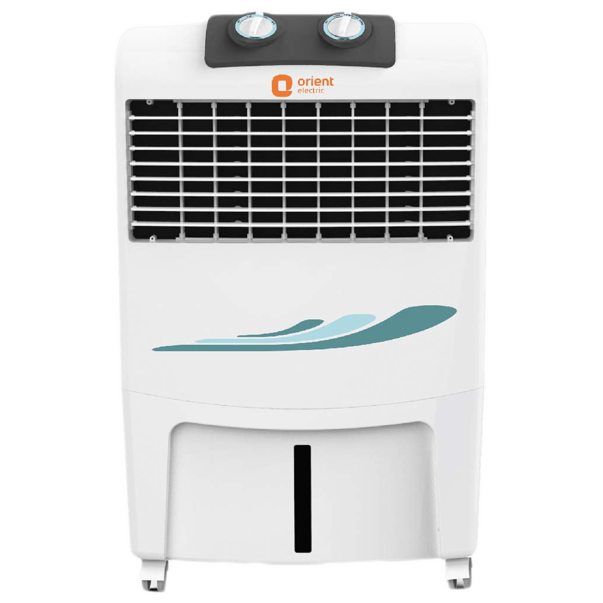 Orient Smartcool DX 16 Litres Personal Air Cooler (DenseNest Honeycomb Cooling Pads, CP1601H, White)