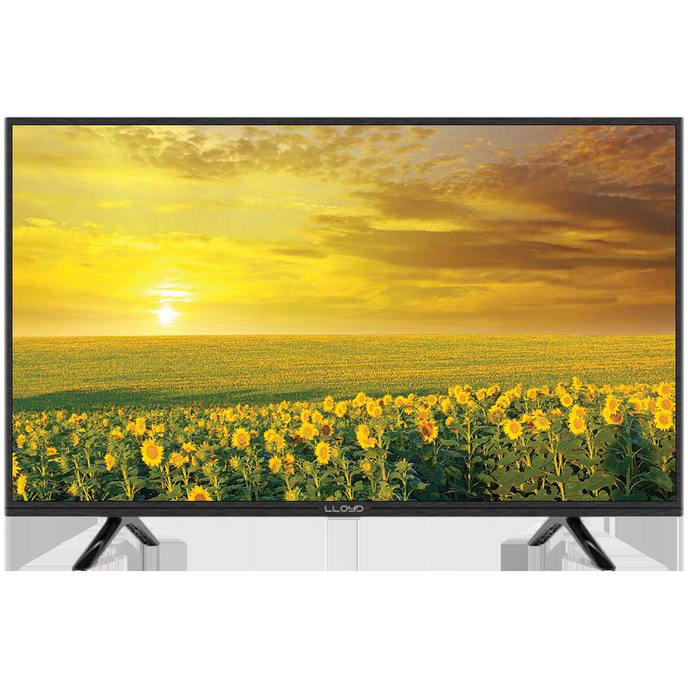 Lloyd 43FS301B 108cm (43 Inch) Full HD LED Android Smart TV (Dolby Audio, GL43F3H1GS, Black)