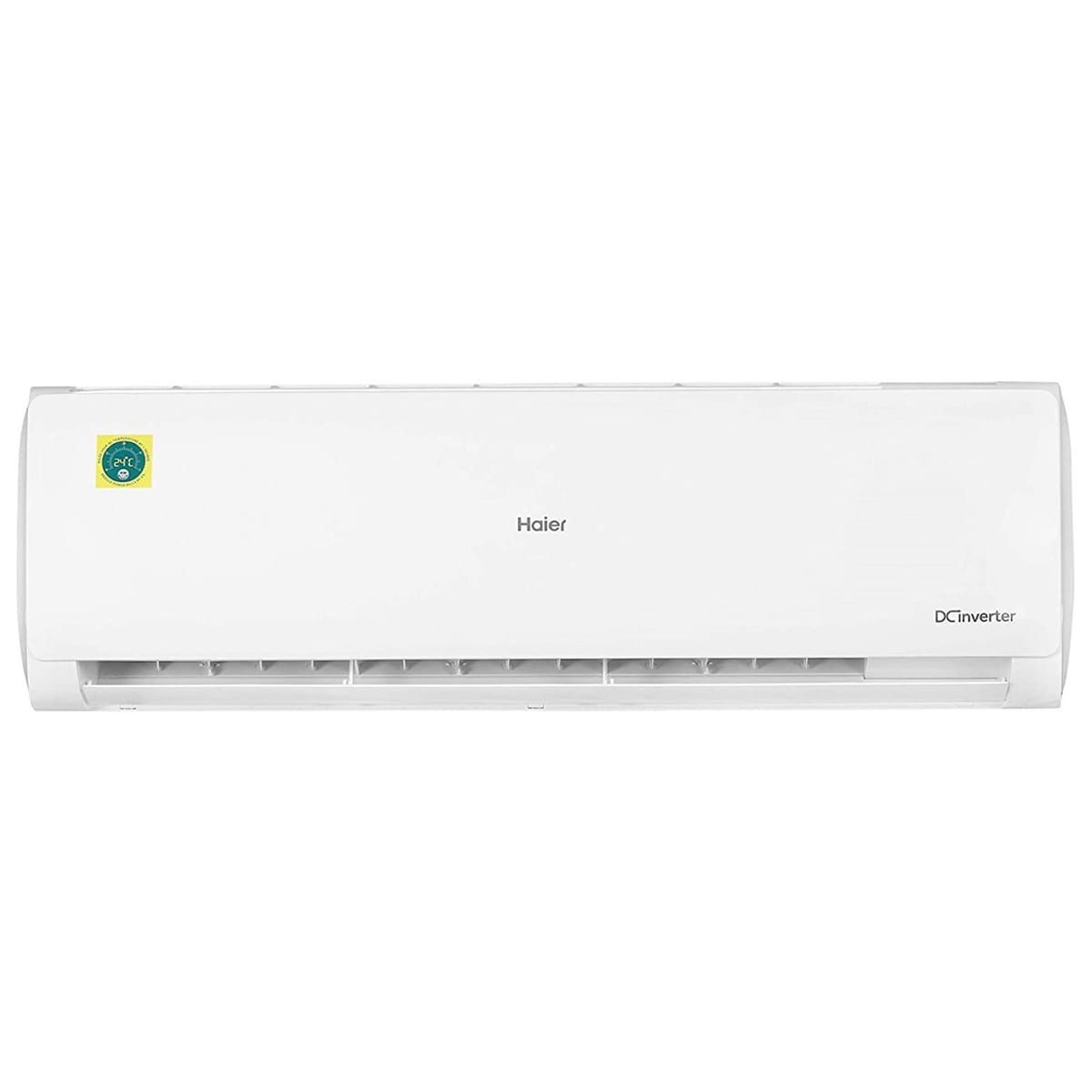 Haier CleanCool XL 2 Ton 3 Star Inverter Split AC (Copper Condenser, HSU22C-TFW3B(INV), White)
