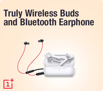 OnePlus Wireless Buds