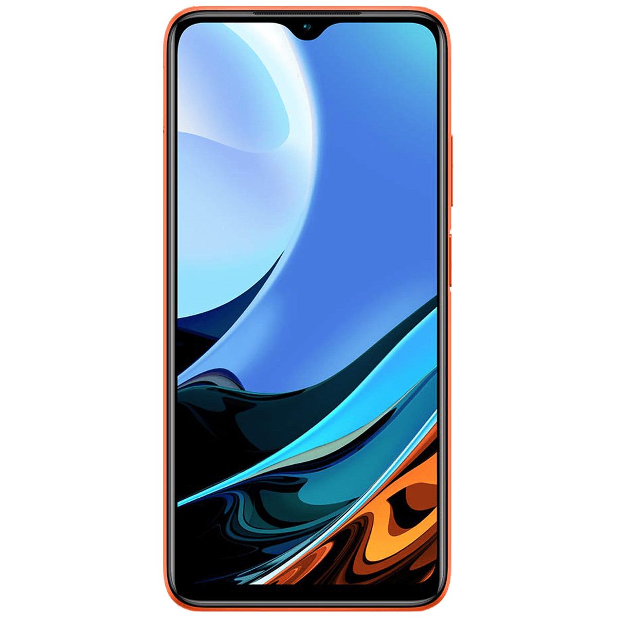 Xiaomi Redmi 9 Power (128GB ROM, 6GB RAM, MZB08SWIN, Fiery Red)