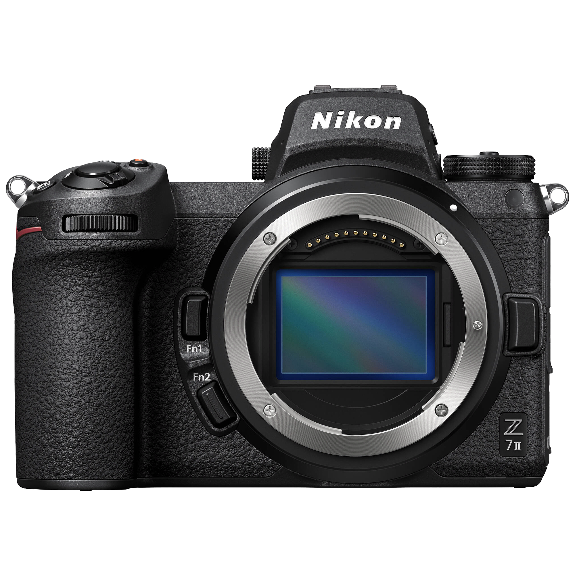 Nikon Z 7II 45.7MP Mirrorless Camera (Dust-Reduction System, VOA070AN, Black)