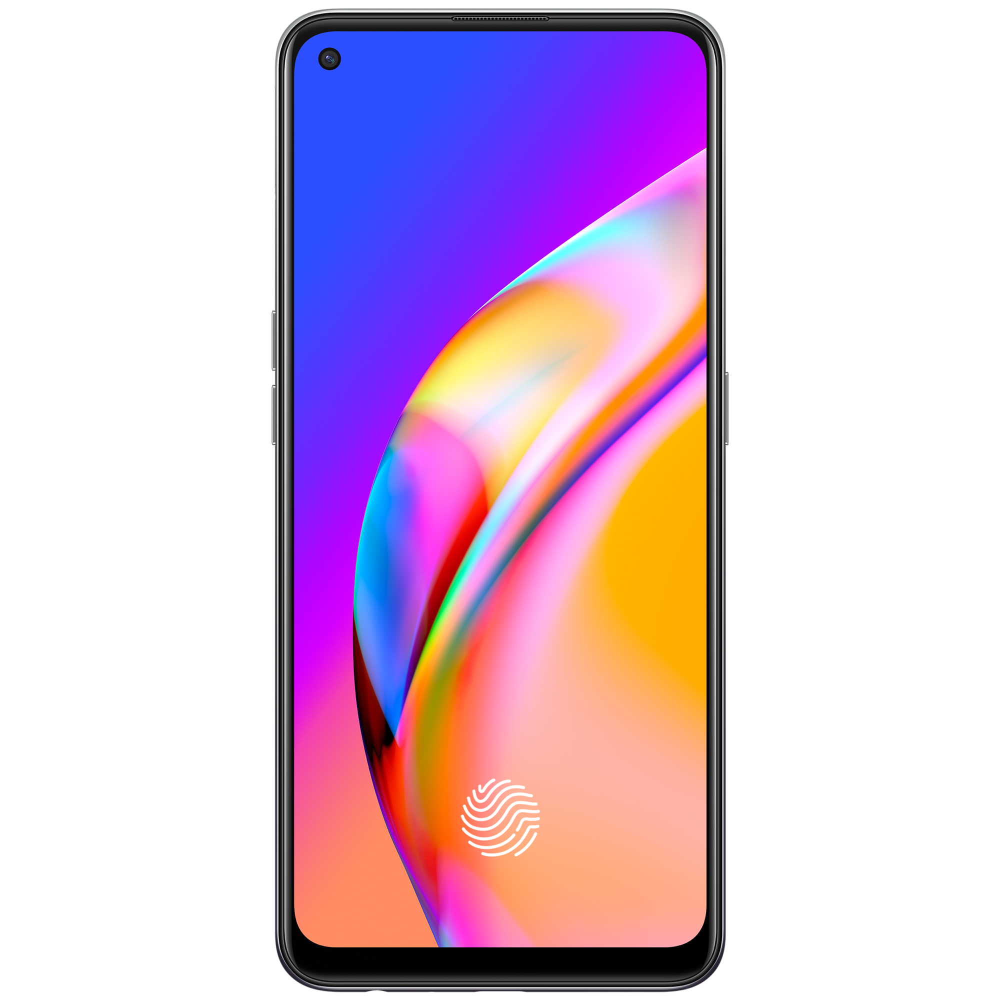 Oppo F19 Pro Plus (128GB ROM, 8GB RAM, CPH2213, Space Silver)