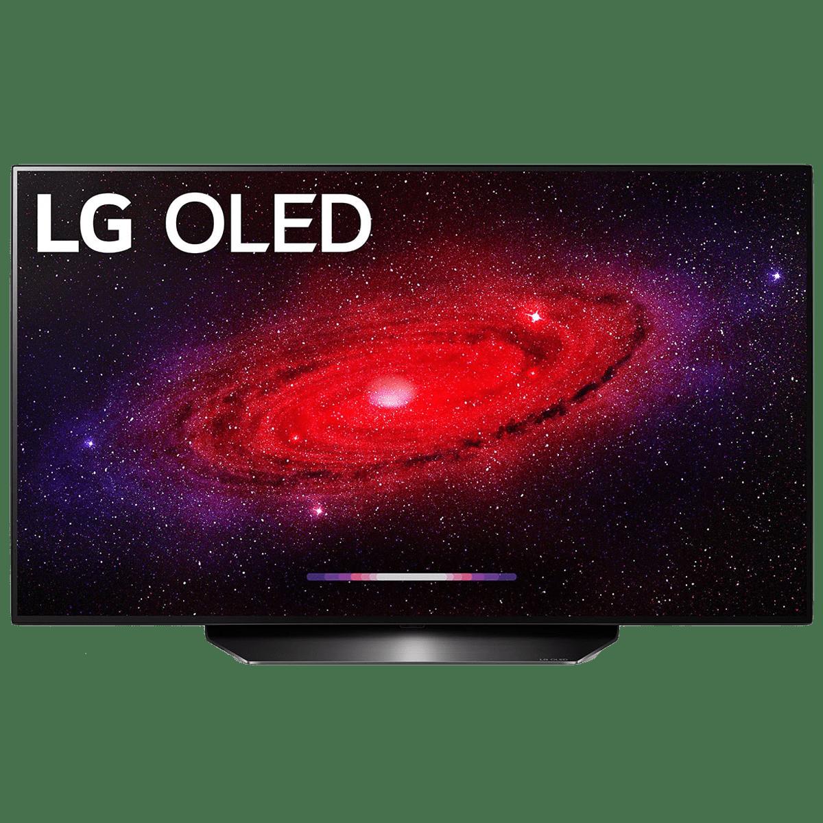 LG CX Series 121.92cm (48 Inch) Ultra HD 4K OLED Smart TV (Self Lighting Pixel Dimming, OLED48CXPTA, Black)
