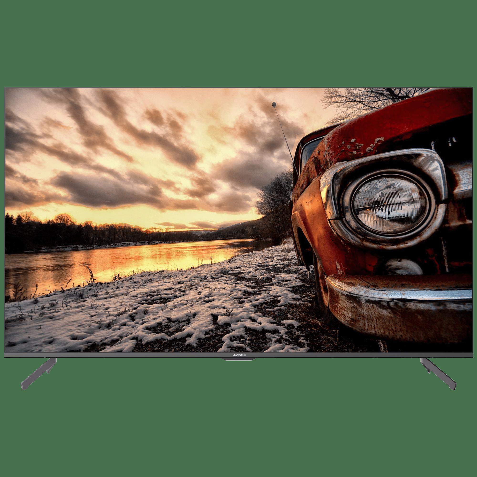 Panasonic Viera 165cm (65 Inch) Ultra HD 4K LED Android Smart TV (Built-in Chromecast, TH-65JX750DX, Black)