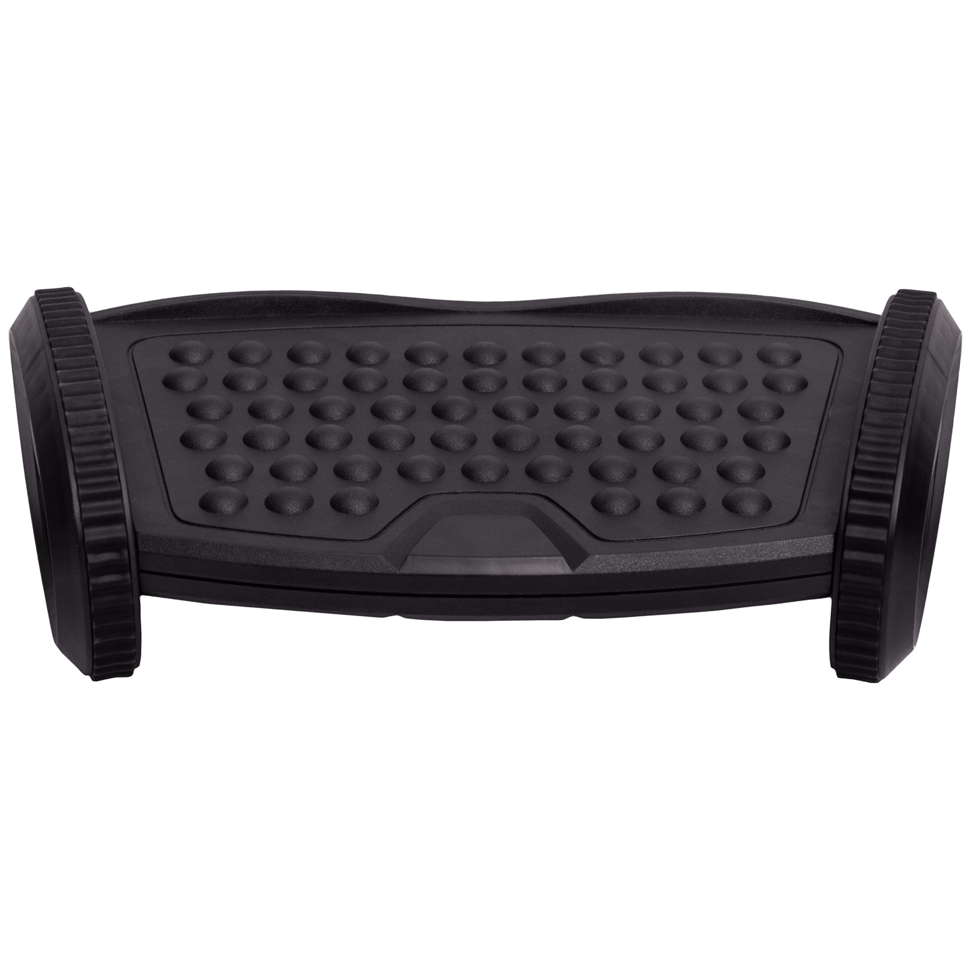 Palo PALO011 Feet Massager (Rubber Padded Backing, Kanfa293, Black)