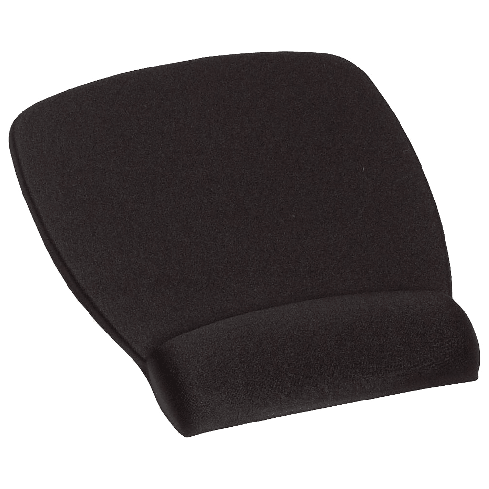 3M MW209MB Mouse Pad For Mouse (Non-Skid Backing, Kanfa051, Black)