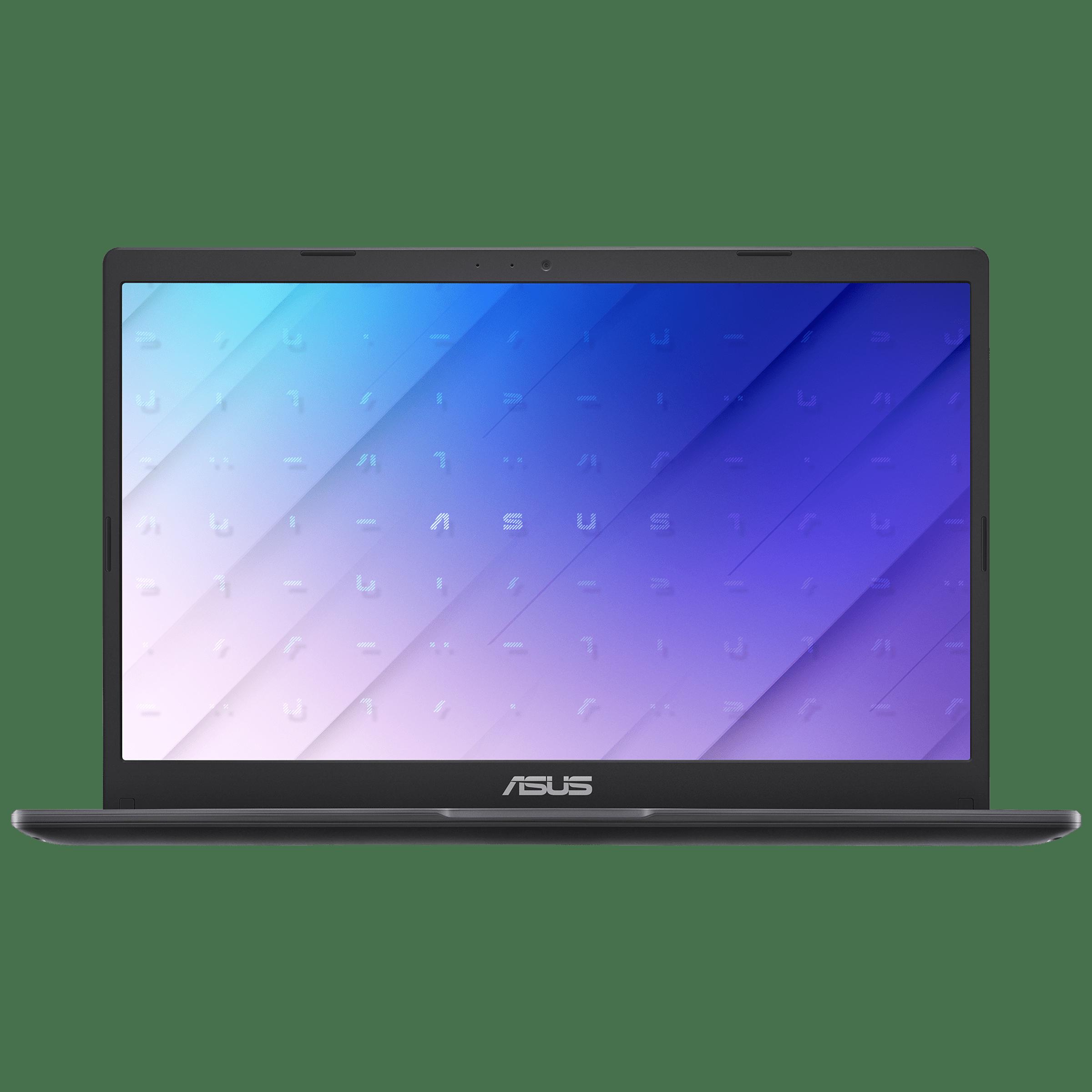 Asus E410MA-EK001T (90NB0Q11-M04220) Celeron Windows 10 Home Laptop (4GB RAM, 256GB SSD, UHD Graphics 600, 35.56cm, Peacock Blue)