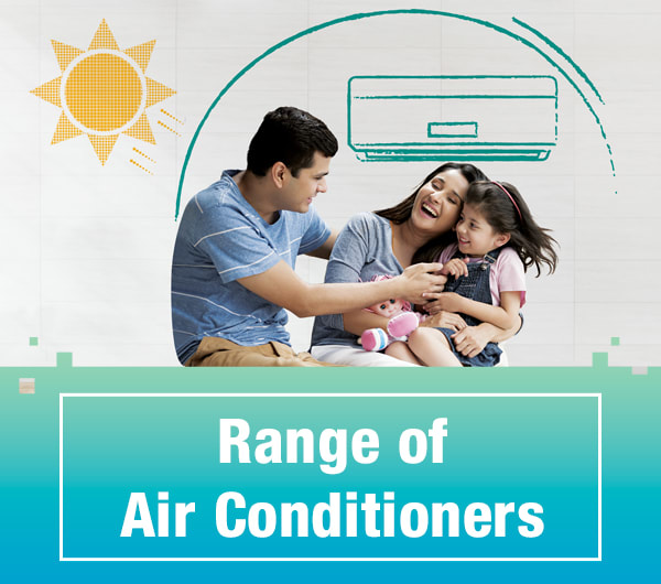 Range of Air Conditioners