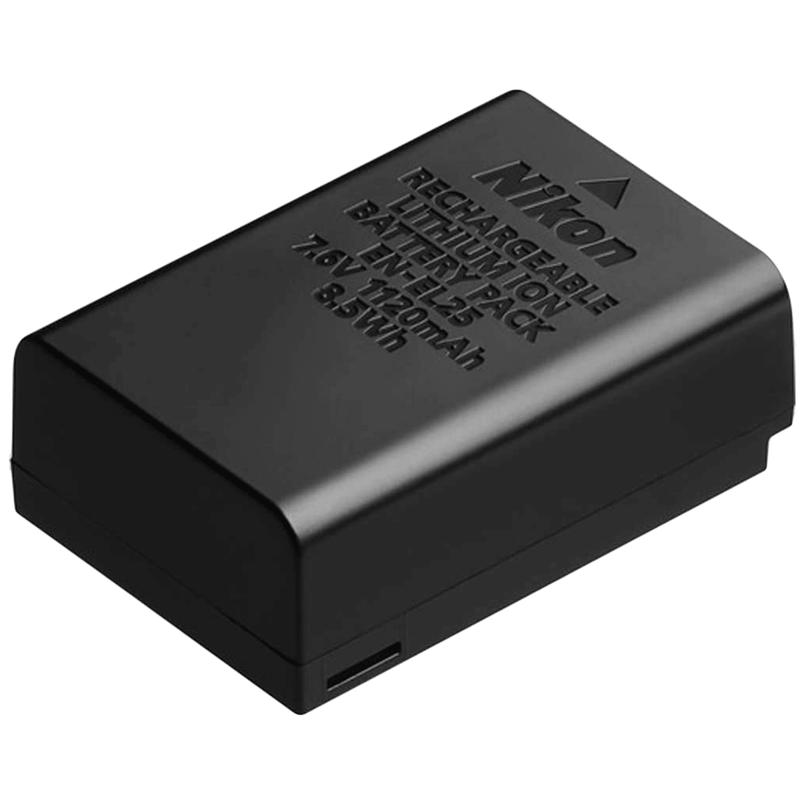 Nikon 1120mAh Lithium-Ion Camera Battery for Z 50 (Compact and Lightweight, EN-EL25, Black)