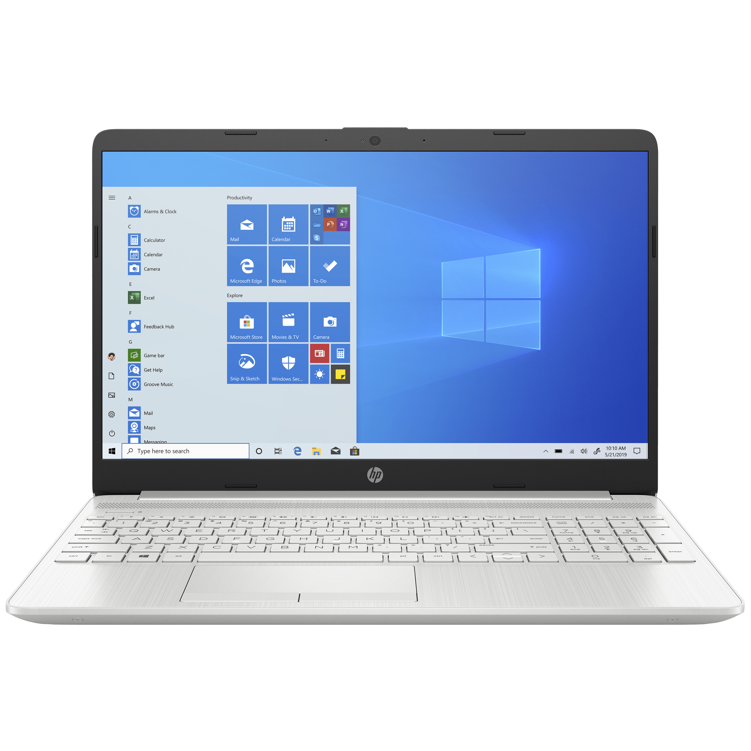 HP 15s-dr3001TU (34W43PA#ACJ) Core i3 11th Gen Windows 10 Home Thin and Light Laptop (8GB RAM, 1TB HDD, Intel UHD Graphics, 39.6cm, Natural Silver)