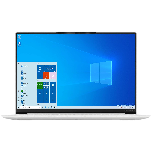 Lenovo Yoga Slim 7 Carbon 13ITL5 (82EV003WIN) Core i7 11th Gen Windows 10 Home Thin and Light Laptop (16GB RAM, 1TB SSD, Intel Iris Xe Graphics, MS Office, 33.78cm, Moon White)