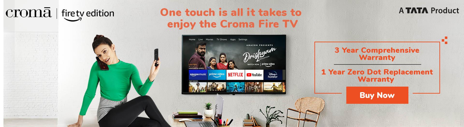 Croma FireTV Edition