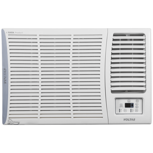 Voltas 1.5 Ton 5 Star Inverter Window AC (Adjustable AC, Copper Condenser, 185V ADA, White)