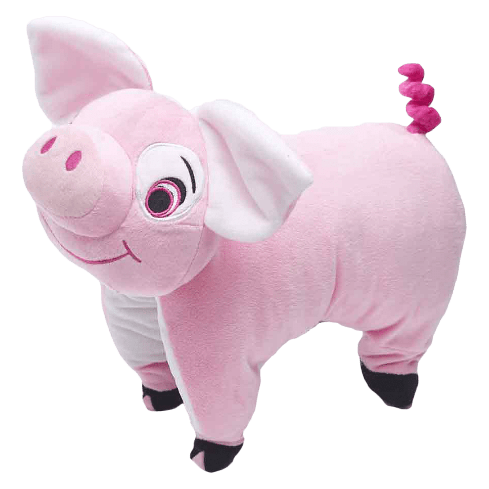 Travel Blue Pinky The Pig Polyester Neck Pillow (Soft and Comfortable, Multicolor)