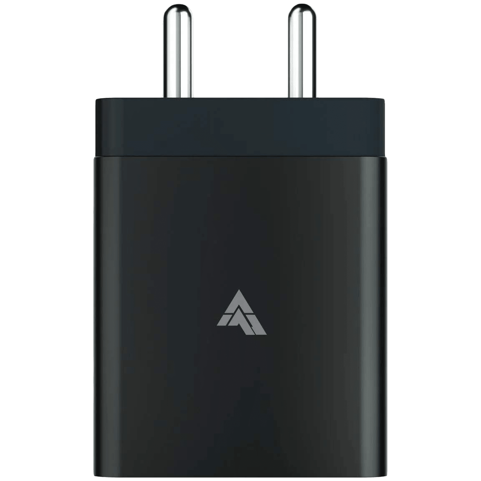 Vaku Luxos 42 Watts/12 Amps 2-Port USB Type-C and Power Delivery Wall Charging Adapter (Fast Charging Capability, 42WPD, Black)
